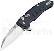Hogue X1 Microflip Knife Black Aluminum 24160