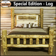 Gun Bed - Special Edition Log Style