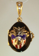 USMA Locket
