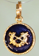 Judge Advocate General Small Pendant