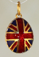 British Flag Pendant
