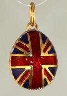 British Flag Pendant