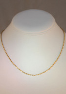 Gold-filled Rope Chain
