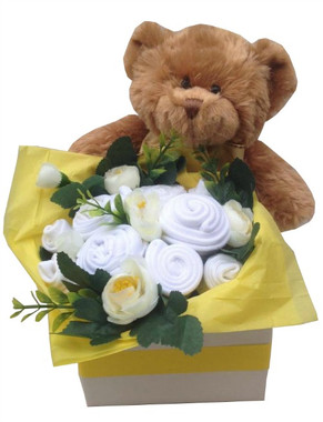 Newborn baby bouquets new born baby gifts baby bouquet negle Image collections