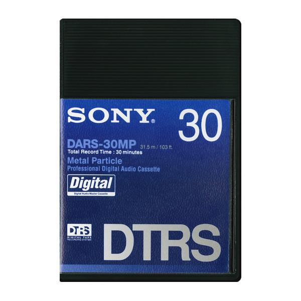 Sony DARSMP Digital Audio Tape (DTRS) 30 min (DARS-30MP)
