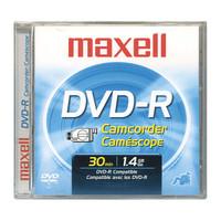 Maxell 1.4GB Camcorder DVD-R 5pk
