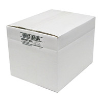 Adtec Labels 2 Up Avery CD-DVD Box of 2000