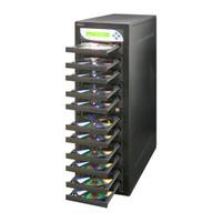 Adtec CD/DVD Duplicator 10 Target with 500GB HD