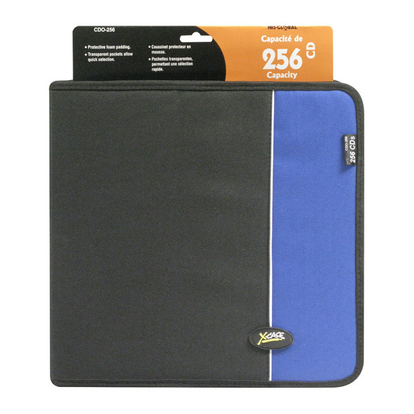 Disc Wallet Nylon 256 Discs