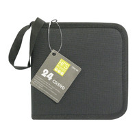 Disc Wallet Nylon 24 Discs
