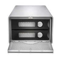G-Tech G-RAID Removable Dual Drive Storage System with Thunderbolt™ and USB 3.0 - 8TB (0G04085) *VOLUME PRICING AVAILABLE*