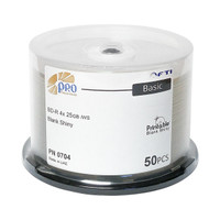 Falcon Blu-ray Shiny Silver 25GB (704) - 50 pack - SPECIAL PRICE
