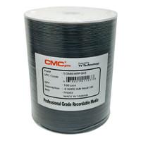 CMC PRO DVD-R 4.7GB 8X WHITE INKJET HUB PRINTABLE