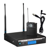 Electro-Voice EV R300-L Uni-directional Lapel Wireless Microphone System