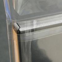 Cello Wrap Self Seal Bags for DVD Case - 100pk