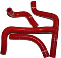 RMZ250 RMZ Silicone Radiator Y Hose Kit Pro Factory Red 2010
