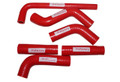 Ktm 400 525 Exc Radiator Hose Kit Pro Factory Hoses Red 03 06