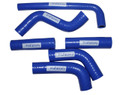 KTM 400 EXC KTM525EXC Radiator Hose Kit Pro Factory Hoses BLUE 03 06