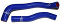 DVX 400 DVX400 Silicone Radiator Hose Kit Pro Factory Hoses BLUE