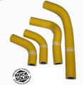 Crf250r Crf 250 Silicone Radiator Hose Kit Pro Factory Yellow 04 09