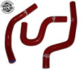 CR85 CR 85 Silicone Radiator Hose Kit Pro Factory Red