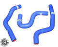 CR85 CR 85 Silicone Radiator Hose Kit Pro Factory Blue