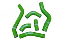 KLX450 KLX 450 KLX450R Radiator Hose Kit Green