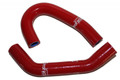 Cobra King CX SR 50 Silicone Radiator Hose Kit 2005-2009