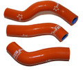 KTM 250SX-F EXC XCF-W Silicone Radiator Hose Kit 2011-2013