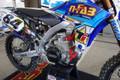 Yamaha Yz450f Yz 450f Silicone Radiator Hose Y-Kit 2010-2013