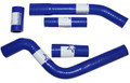 Pro Factory Silicone Radiator Hose Kit YZ250F 10-13 YZF250 Blue