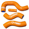 KTM 450 Sxf Dungey Silicone Radiator Hose Kit Orange