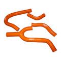 Ktm 250 mxc Silicone Radiator Hose Kit Pro Factory Hoses 98-02