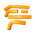 Ktm 125 200 exc xc-w Silicone Radiator Hose Kit Pro Factory Hoses 12-15