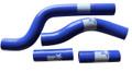 Pro Factory Silicone Radiator Hose Kit YZ250 YZ Blue Hoses