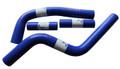 Pro Factory Silicone Radiator Hose Kit YZ125 YZ 02-15 Blue Hoses