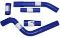 Pro Factory Silicone Radiator Hose Kit YZ250F YZF 2006 Blue