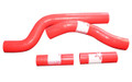 YZ250F YZF 250 Silicone Radiator Hose Kit Pro Factory Red 02 05