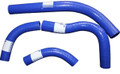 CRF250R CRF 250 Silicone Radiator Hose Kit Pro Factory Blue 04 09
