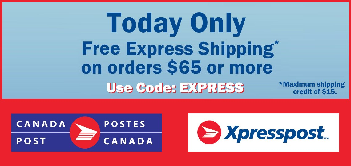 Free Express Shipping Offer