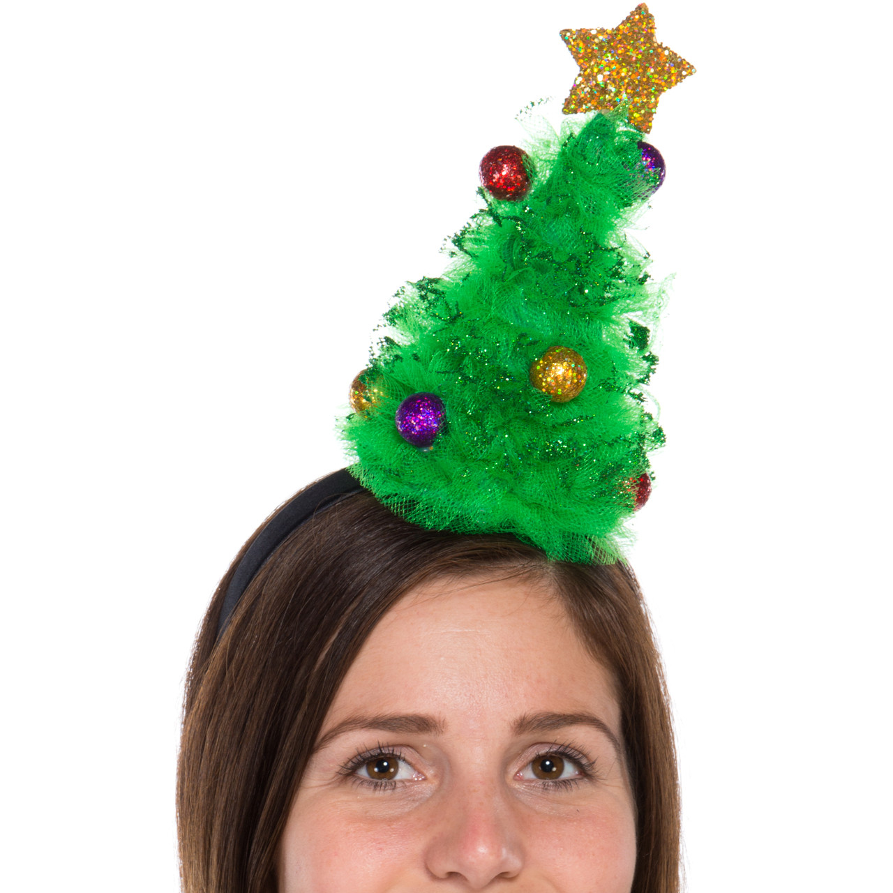 We have ugly christmas sweater party favours retrofestive tulle christmas tree headband solutioingenieria Gallery