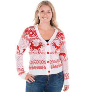 Double Date Womens sweater