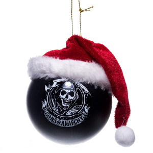 Sons of Anarchy Christmas Tree Ornament