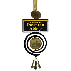 Downton Abbey Pull Bell Christmas Tree Ornament