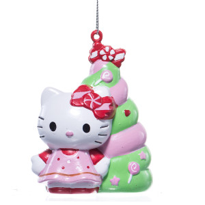 Hello Kitty Christmas Tree Decoration