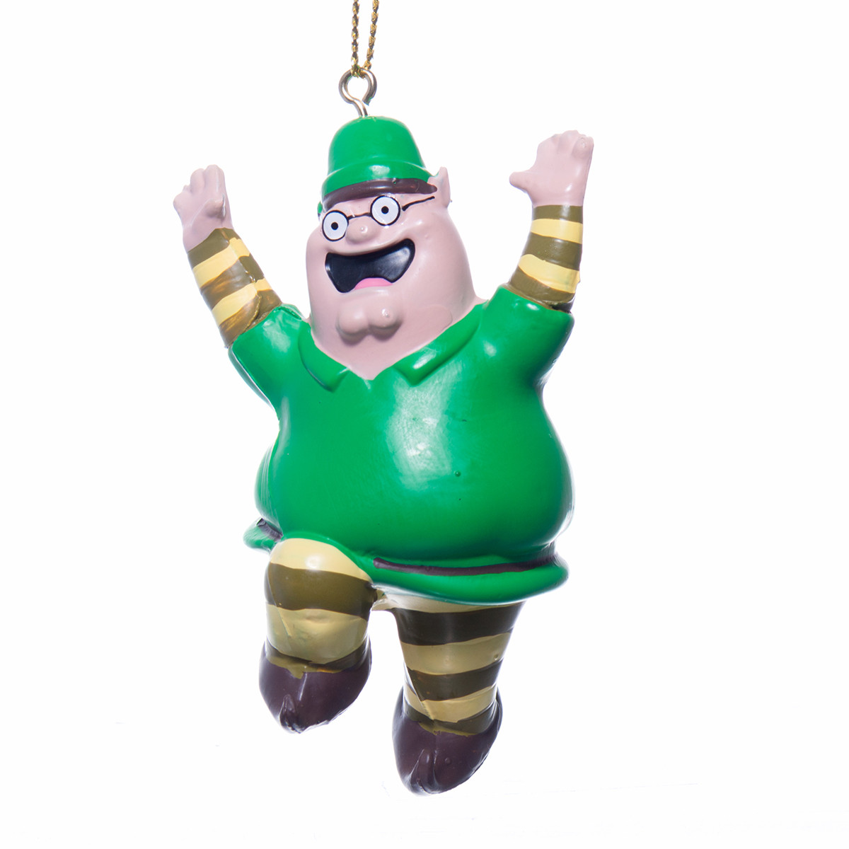 Family Guy Peter The Elf Christmas Tree Ornament