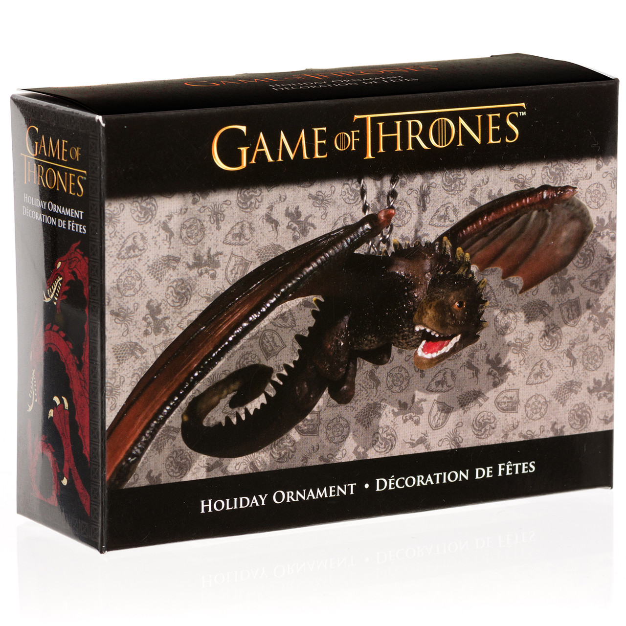 Game Of Thrones Dragon Christmas Tree Ornament