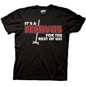 Seinfeld It's A Festivus For the Rest of Us T-Shirt