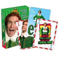 Buddy the Elf Playing Cards