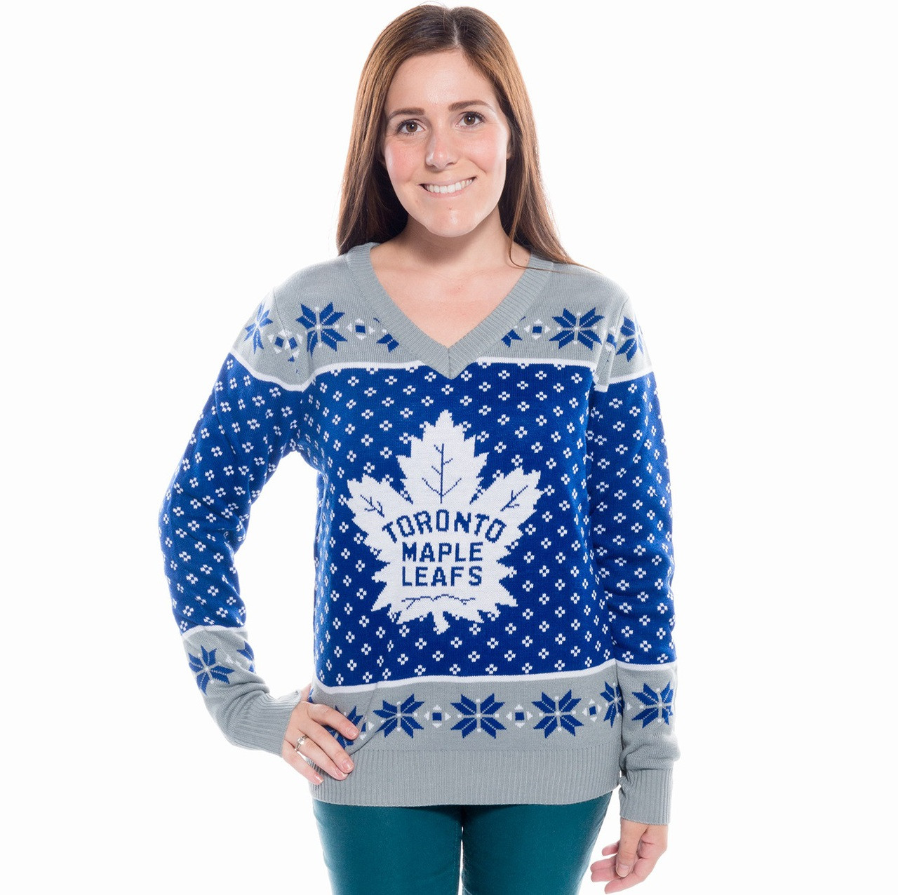 We have Ugly Christmas Sweaters for sports fans | RetroFestive.ca